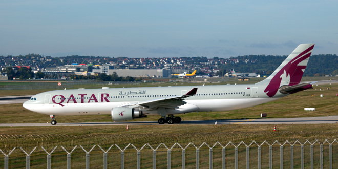 vuelos de Qatar Airways