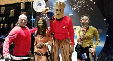 ¡Un crucero de Star Trek!