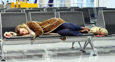 Los mejores (y peores) aeropuertos para dormir en el 2015