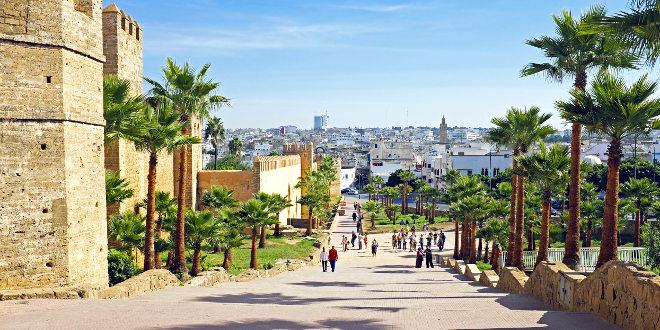 vuelos a Rabat