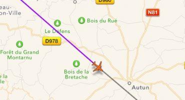 easyJet incluye Flightradar24 en su app móvil