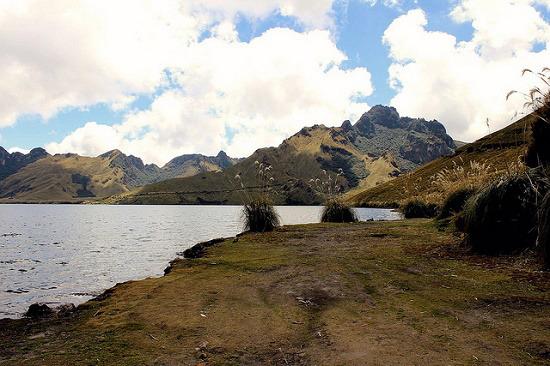 Lagunas Mojanda