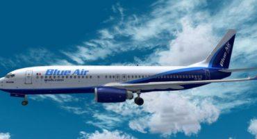 Equipaje de Blue Air: dimensiones, tamaños, precio…