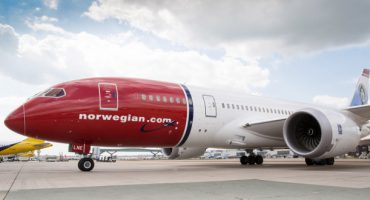 Vuelos desde 29,90 € con Norwegian