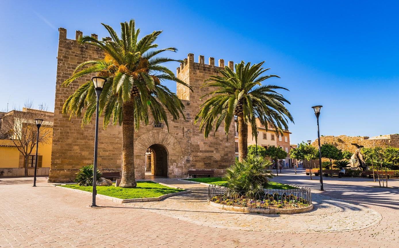 Alcudia, en Mallorca