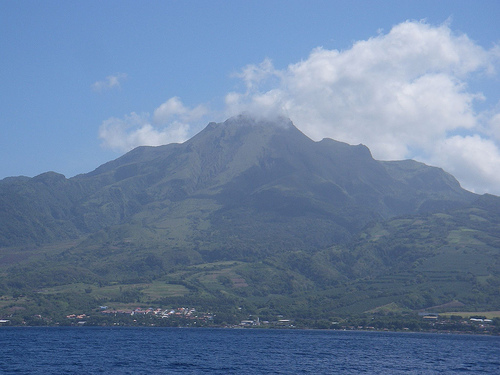 Montaña Pelada Martinica