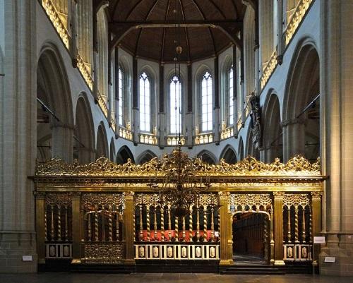 Nieuwe-Kerk-Amsterdam-por-dentro