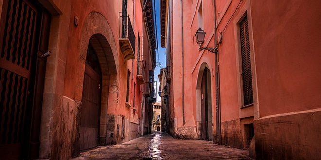 Calles de Palma de Mallorca