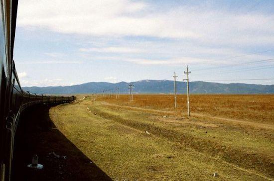 El Transiberiano a su paso por Siberia
