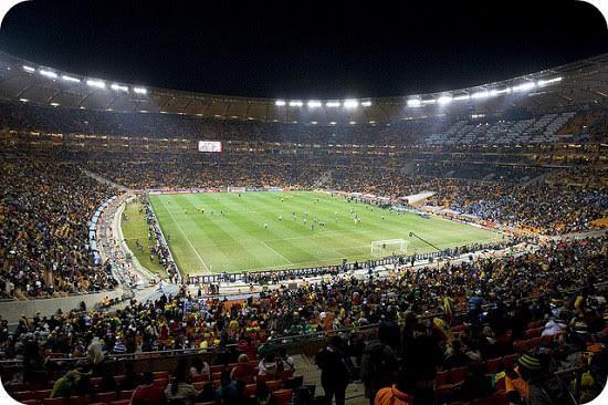 Imagen del Soccer Stadium