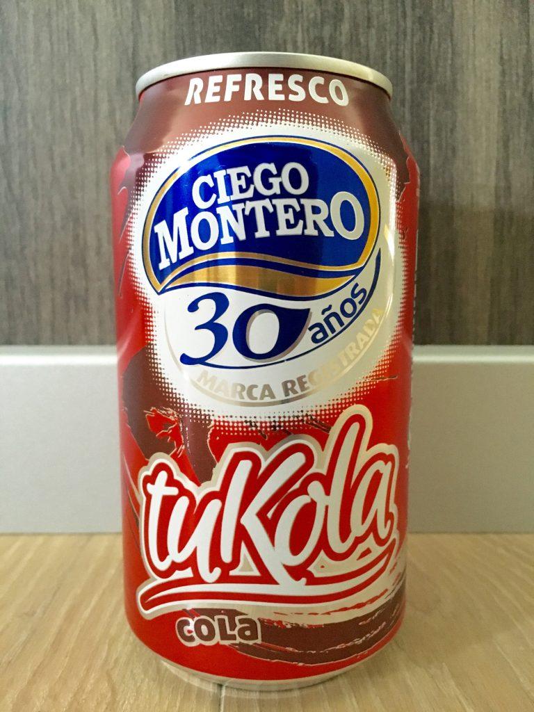 TuKola, sustituto de la Coca Cola en Cuba