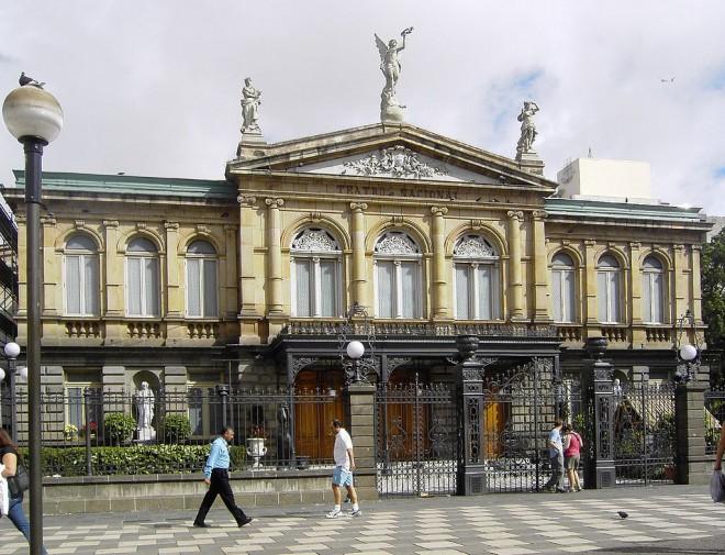 Centro monumental de San José, Costa Rica