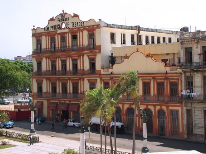 Fábrica de Tabacos de La Habana