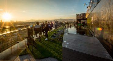 Las 5 mejores terrazas con vistas de Barcelona