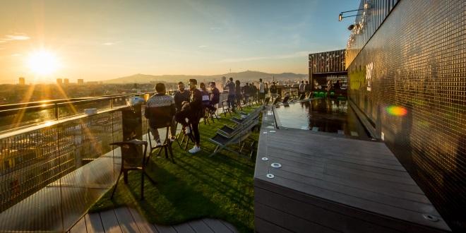 Las 6 Mejores Terrazas Con Vistas De Barcelona El Magazine