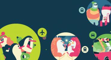 ¿Cuándo es más barato viajar en avión, tren o autobús?