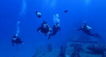 El turismo de buceo aumenta un 50% en el último año