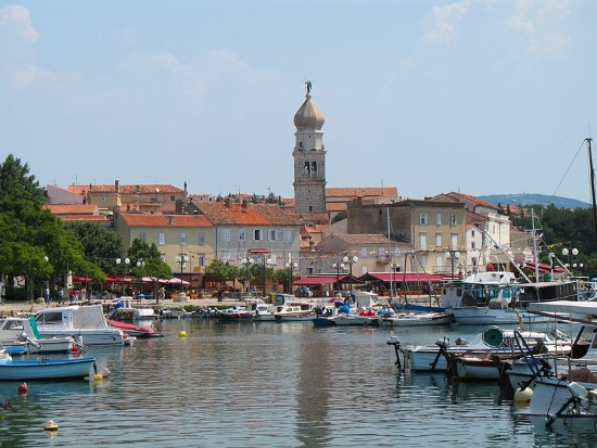 Isla-Krk-Croacia