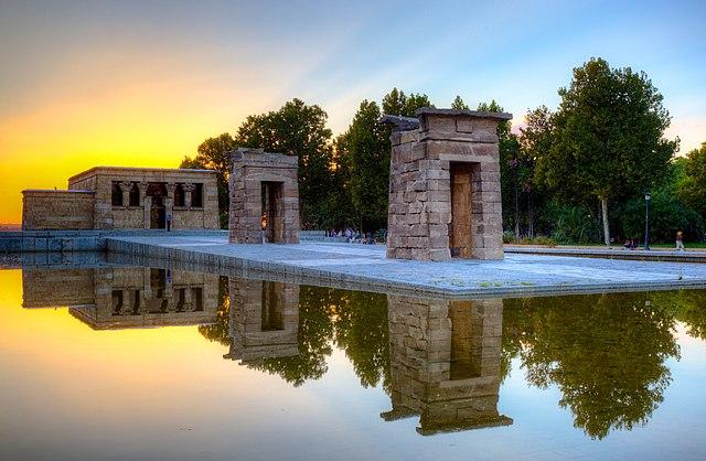 Templo de Debod (Madrid)