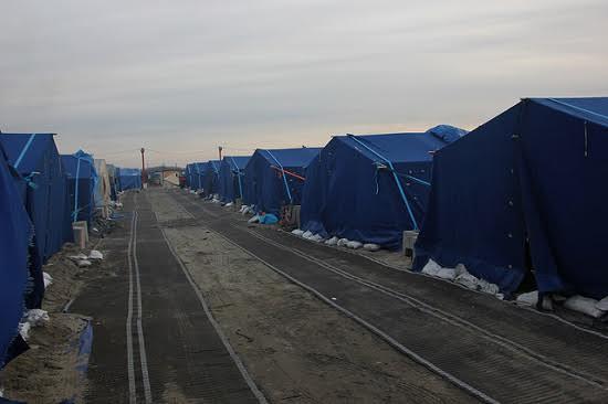 Campo de refugiados de Calais