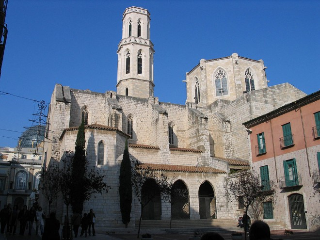Iglesia de San Pere en Figueras