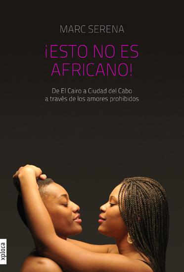 """Portada de """"Esto no es africano"""""""