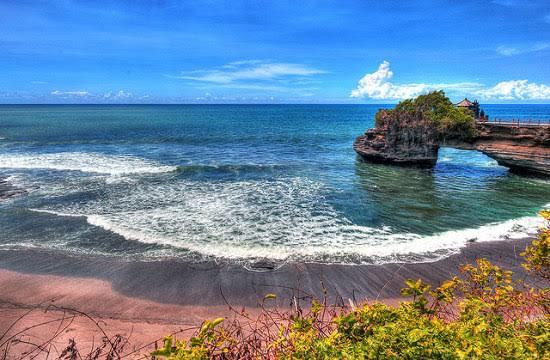 Playas de Indonesia