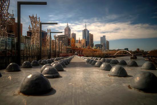 Vistas de Melbourne