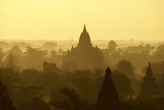 Pagoda de Myanmar