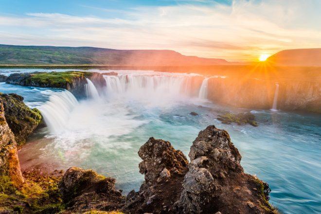 El Círculo Dorado, en Islandia