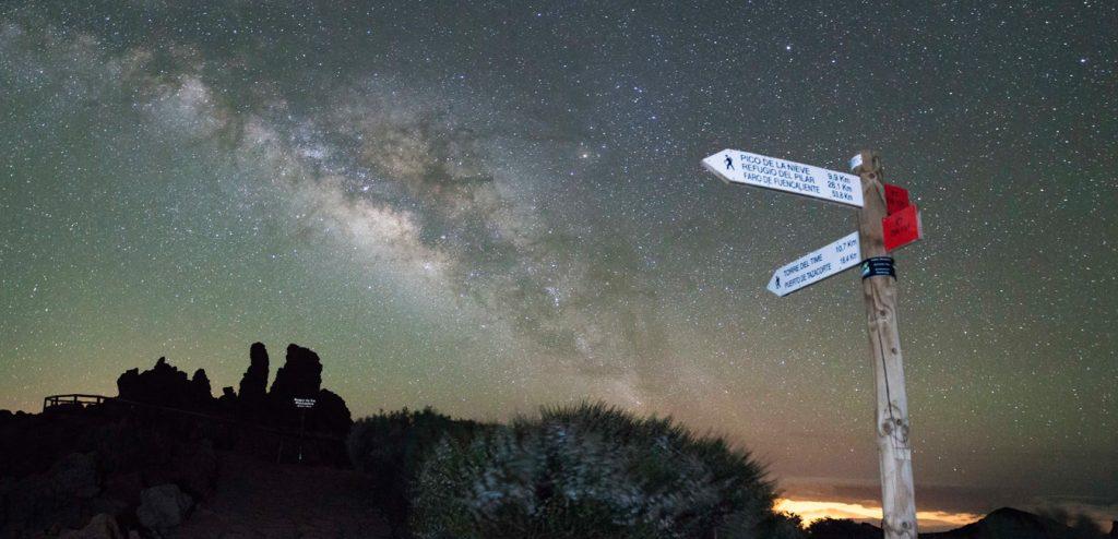 La Palma, destino Starlight