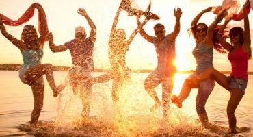 Los 8 destinos de verano preferidos por los estudiantes