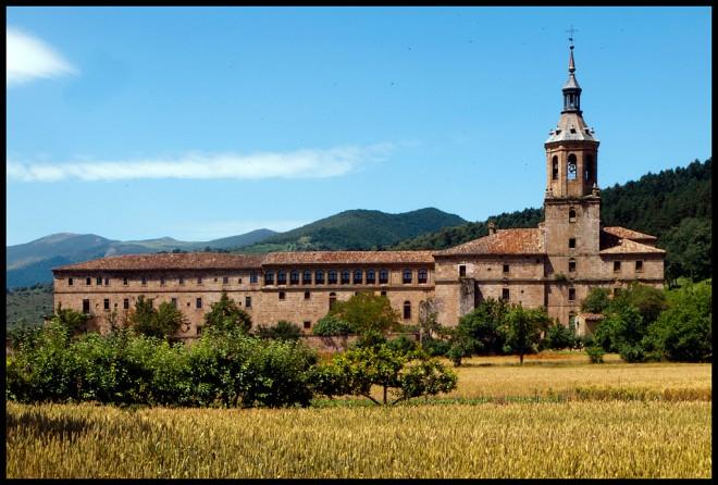 Monasaterio de Suso en San Millán de la Cogolla