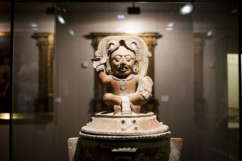 Pieza del Museo de América