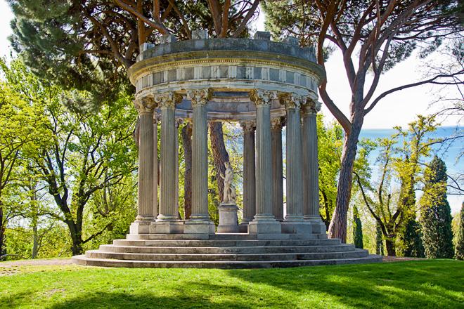 Templete de El Capricho