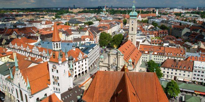 Munich-vista-ciudad