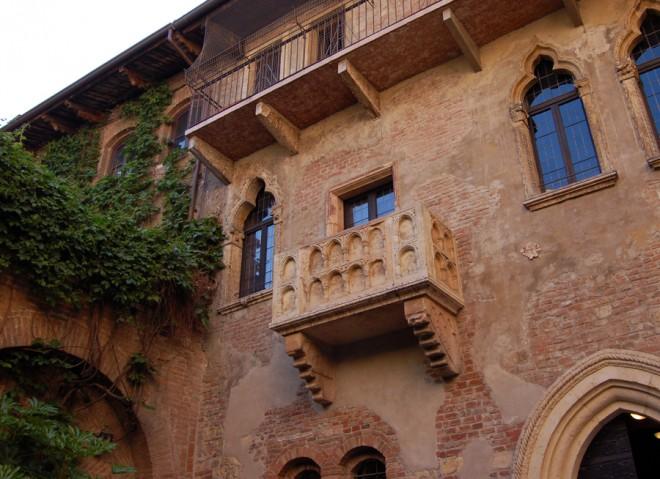 Balcón de Julieta