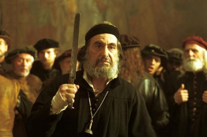 Shylock presto a cobrarse su libra de carne