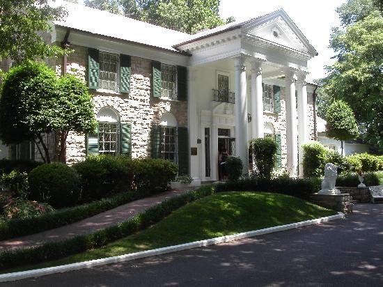 Casa de Elvis en Graceland