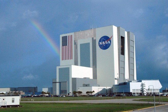 NASA Space Center en Houston