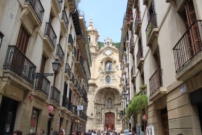 Calle 31 de agosto (San Sebastián)