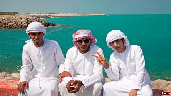 Emiratos Árabes Unidos, uno del los países más empáticos