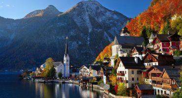 Los 7 mejores destinos de otoño