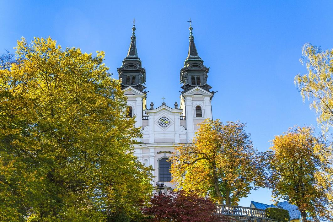 Linz en otoño