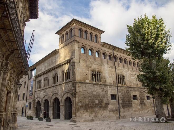 Palacio de los Reyes de Navarra