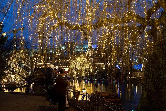 Navidades en Copenhague