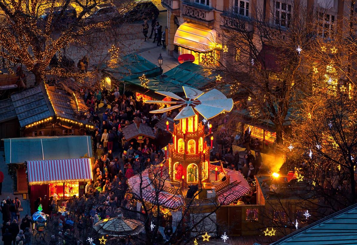 Navidades en Múnich