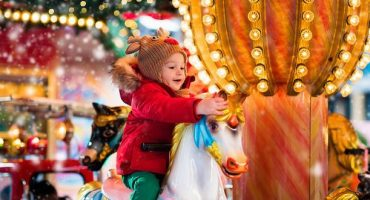 8 ciudades que se vuelven de cuento en Navidad