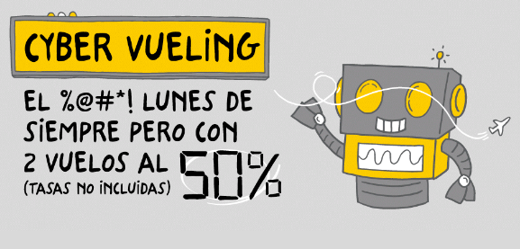 Cyber Vueling
