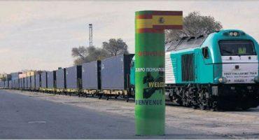 El tren de mercancías China – España baraja incluir un vagón turístico